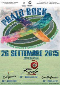 PRATOROCK - Evento 26.9.2015