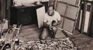 Pollock sorride