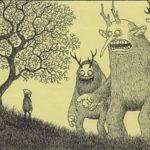 Di chi ha paura la Paura: i disegni di papà Mortensen