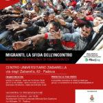 """Dal 21 Ott al 29 Ott allestiamo a Padova la Mostra """"Migranti, La Sfida dell'Incontro"""""""