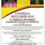 Incontro sulle carceri brasiliane: un modello possibile di eseguire la pena come nuova opportunità