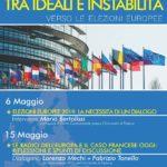 Ciclo di incontri L'Europa Oggi: tra ideale e instabilità